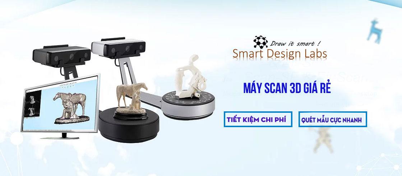 Máy Scan 3D giá rẻ