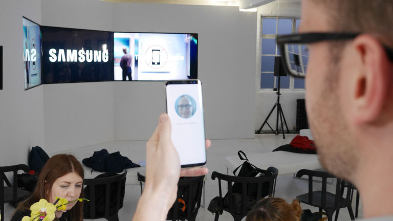 Quét 3D – Tiềm năng trong bảo mật thiết bị số
