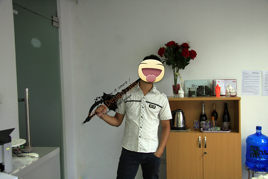 In 3D – Kiếm lưỡi mỏng Rapier3