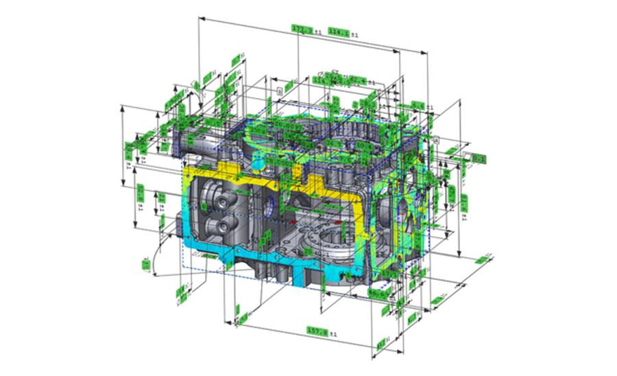 Phần mềm Kiểm tra Chất lượng – Geomagic Control X