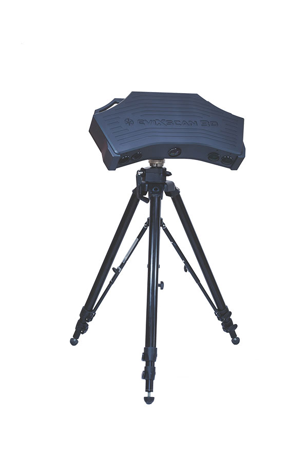eviXscan 3D Heavy Duty Quadro 3D scanner