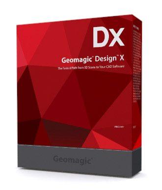 Phần mềm thiết kế ngược Geomagic Design X