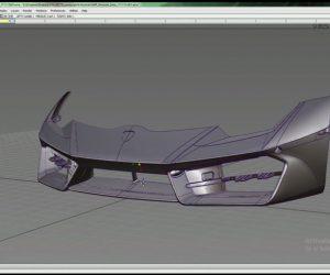 Thiết kế ngược hãm xung ô tô – Evatronix