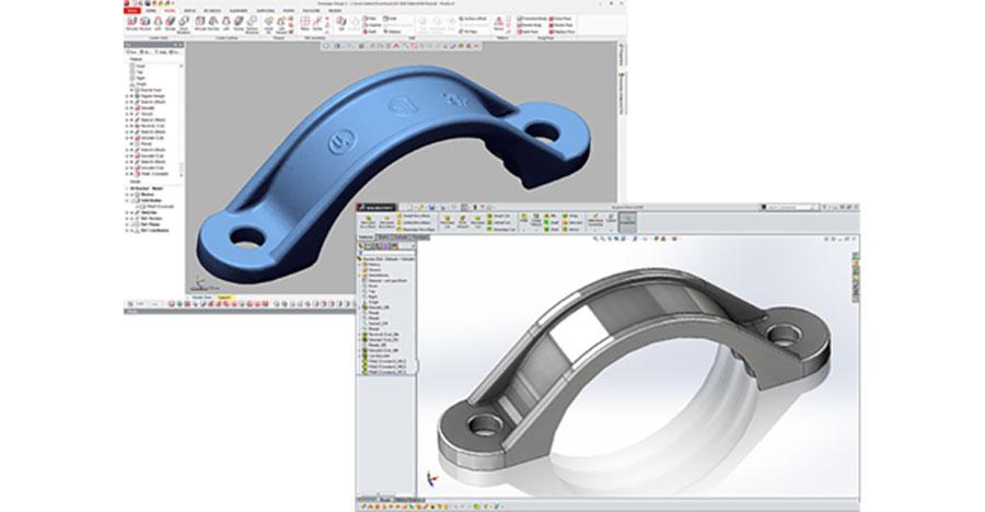 Reverse Engineering 3D Software – Geomagic Design X 2