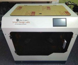 Máy in 3D PEEK đầu tiên tại Việt Nam